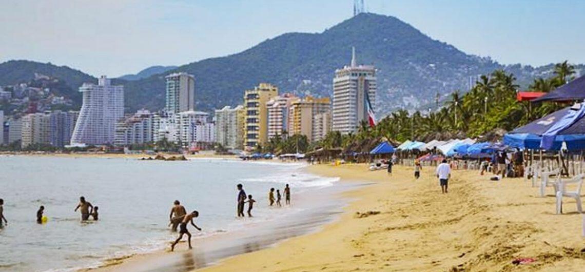 Acapulco playas y sol para que disfrutes